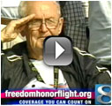 Freedom Honor Flight - June, 2010