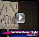 Freedom Honor Flight - October, 2009