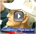 Freedom Honor Flight - October, 2008